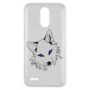 Etui na Lg K10 2017 Gray fox