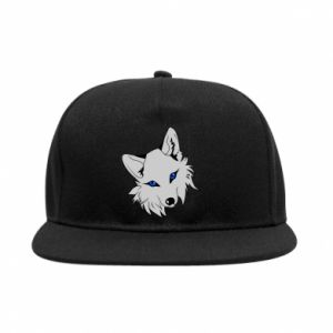 Snapback Gray fox - PrintSalon