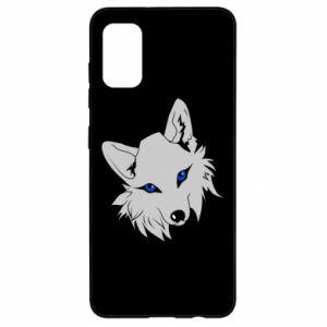 Etui na Samsung A41 Gray fox