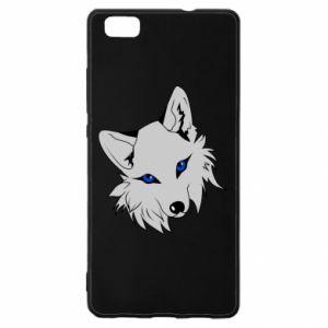 Etui na Huawei P 8 Lite Gray fox