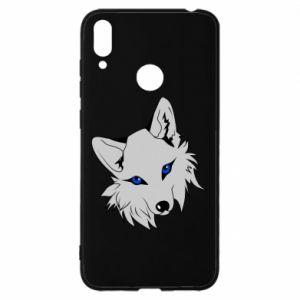 Etui na Huawei Y7 2019 Gray fox