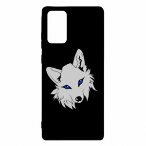 Etui na Samsung Note 20 Gray fox