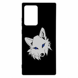 Etui na Samsung Note 20 Ultra Gray fox