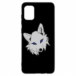 Etui na Samsung A31 Gray fox