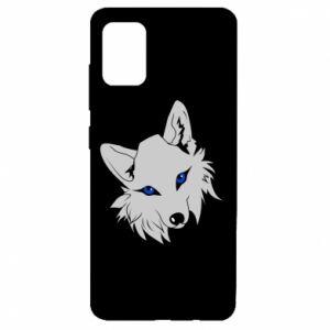 Etui na Samsung A51 Gray fox