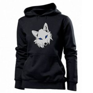 Women's hoodies Gray fox