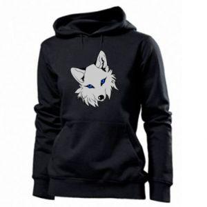 Damska bluza Gray fox - PrintSalon
