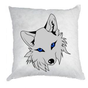 Pillow Gray fox