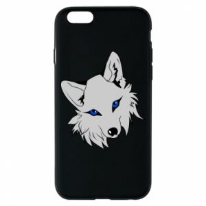 Phone case for iPhone 6/6S Gray fox