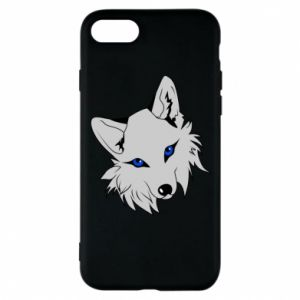 Phone case for iPhone 8 Gray fox