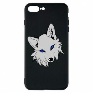 Etui na iPhone 8 Plus Gray fox