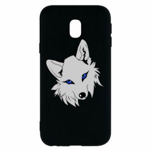 Phone case for Samsung J3 2017 Gray fox