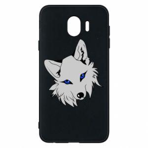 Phone case for Samsung J4 Gray fox