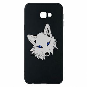 Phone case for Samsung J4 Plus 2018 Gray fox