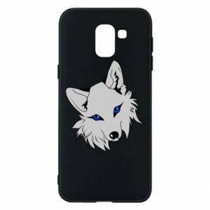 Etui na Samsung J6 Gray fox