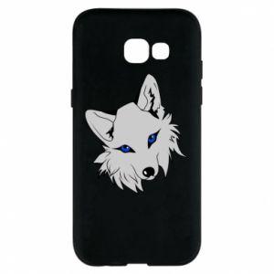 Phone case for Samsung A5 2017 Gray fox