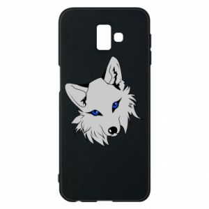 Etui na Samsung J6 Plus 2018 Gray fox