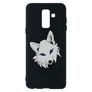 Etui na Samsung A6+ 2018 Gray fox
