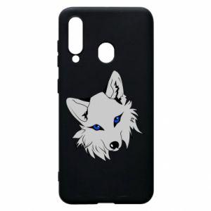 Phone case for Samsung A60 Gray fox