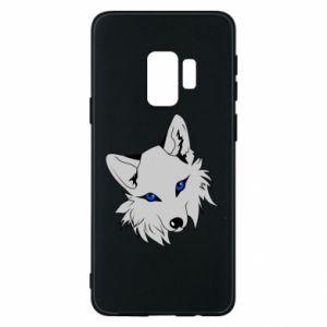 Phone case for Samsung S9 Gray fox