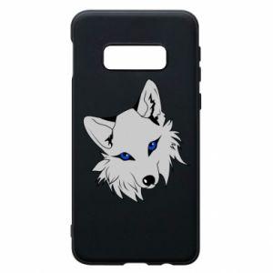 Phone case for Samsung S10e Gray fox