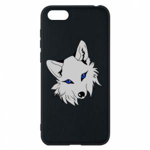 Etui na Huawei Y5 2018 Gray fox