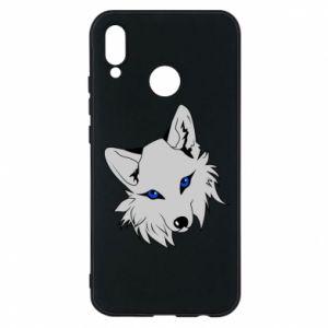 Phone case for Huawei P20 Lite Gray fox
