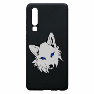 Phone case for Huawei P30 Gray fox