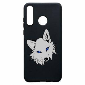 Phone case for Huawei P30 Lite Gray fox