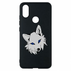 Phone case for Xiaomi Mi A2 Gray fox