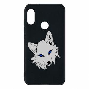 Etui na Mi A2 Lite Gray fox