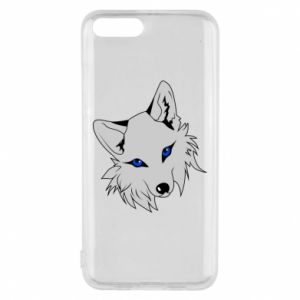 Phone case for Xiaomi Mi6 Gray fox