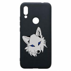 Phone case for Xiaomi Redmi 7 Gray fox