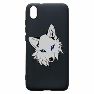 Phone case for Xiaomi Redmi 7A Gray fox