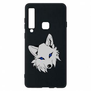 Phone case for Samsung A9 2018 Gray fox