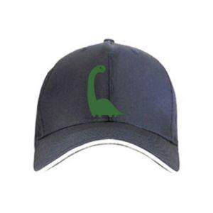 Czapka Green Dino