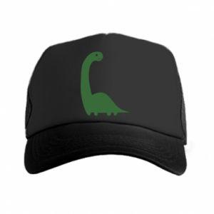 Czapka trucker Green Dino