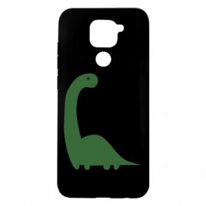 Etui na Xiaomi Redmi Note 9/Redmi 10X Green Dino