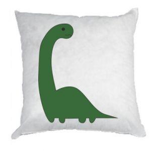Poduszka Green Dino