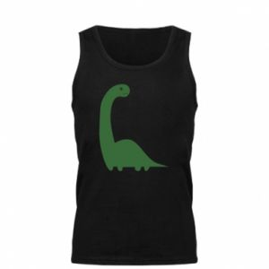 Męska koszulka Green Dino