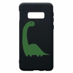 Etui na Samsung S10e Green Dino