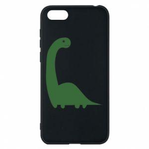 Etui na Huawei Y5 2018 Green Dino