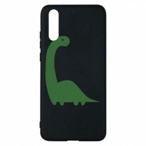 Etui na Huawei P20 Green Dino