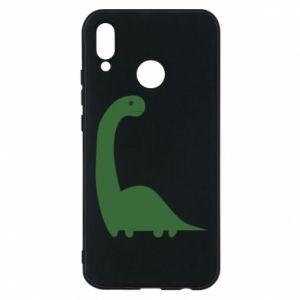 Etui na Huawei P20 Lite Green Dino