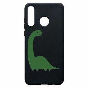 Etui na Huawei P30 Lite Green Dino