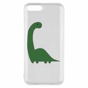 Etui na Xiaomi Mi6 Green Dino