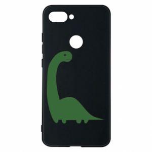 Etui na Xiaomi Mi8 Lite Green Dino