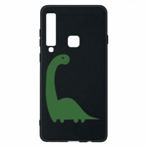 Etui na Samsung A9 2018 Green Dino