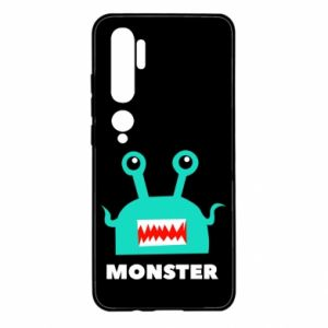 Xiaomi Mi Note 10 Case Green monster