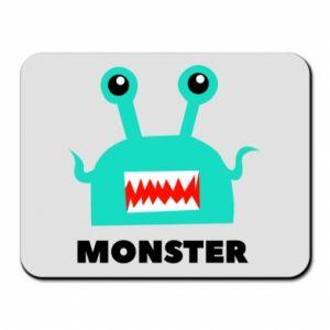 Podkładka pod mysz Green monster